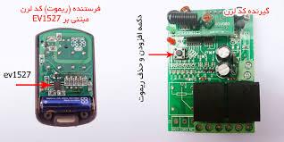 ریموت کنترل خودرو 2- ریموت های کد لرنینگ – Code Learner
